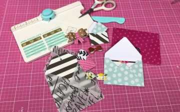 Mini Envelop Punch board!